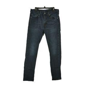 Levi's 510 Skinny Fit Stretch Jeans Mens Sz 30x28